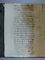 Visita Pastoral 1725, folio 009vto