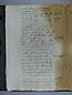Visita Pastoral 1725, folio 026vto