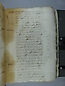 Visita Pastoral 1725, folio 030r