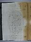 Visita Pastoral 1725, folio 031vto