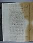 Visita Pastoral 1725, folio 032vto