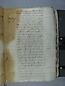 Visita Pastoral 1725, folio 033r