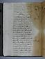 Visita Pastoral 1725, folio 047vto
