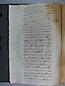 Visita Pastoral 1725, folio 054vto