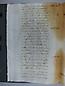 Visita Pastoral 1725, folio 061vto