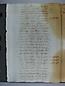 Visita Pastoral 1725, folio 071vto