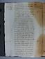 Visita Pastoral 1725, folio 072vto