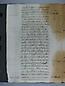 Visita Pastoral 1725, folio 077vto