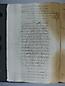 Visita Pastoral 1725, folio 085vto