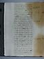 Visita Pastoral 1725, folio 087vto