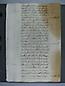 Visita Pastoral 1725, folio 090vto