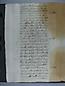 Visita Pastoral 1725, folio 099vto