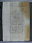 Visita Pastoral 1725, folio 100vto