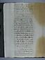 Visita Pastoral 1725, folio 109vto