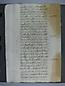 Visita Pastoral 1725, folio 110vto