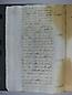 Visita Pastoral 1725, folio 111vto