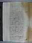 Visita Pastoral 1725, folio 113vto