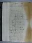 Visita Pastoral 1725, folio 115vto