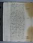 Visita Pastoral 1725, folio 118vto