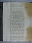 Visita Pastoral 1725, folio 119vto
