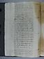 Visita Pastoral 1725, folio 124vto