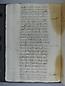 Visita Pastoral 1725, folio 126vto