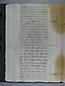 Visita Pastoral 1725, folio 127vto