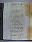 Visita Pastoral 1725, folio 131vto