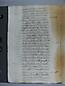 Visita Pastoral 1725, folio 135vto