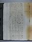 Visita Pastoral 1725, folio 141vto