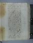 Visita Pastoral 1725, folio 149r