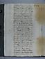 Visita Pastoral 1725, folio 149vto