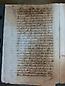 Visita Pastoral 1726, folio 01vto