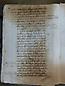 Visita Pastoral 1726, folio 08vto