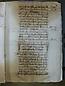 Visita Pastoral 1726, folio 09r