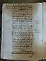 Visita Pastoral 1726, folio 09vto