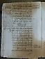 Visita Pastoral 1726, folio 11vto