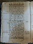Visita Pastoral 1726, folio 12vto
