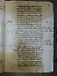 Visita Pastoral 1726, folio 15r