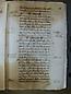 Visita Pastoral 1726, folio 18r