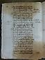 Visita Pastoral 1726, folio 18vto