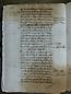 Visita Pastoral 1726, folio 19vto
