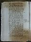 Visita Pastoral 1726, folio 20vto