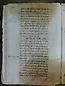 Visita Pastoral 1726, folio 21vto