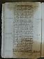 Visita Pastoral 1726, folio 22vto