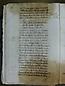Visita Pastoral 1726, folio 23vto