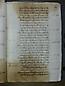 Visita Pastoral 1726, folio 25r