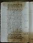 Visita Pastoral 1726, folio 25vto