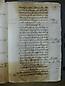Visita Pastoral 1726, folio 26r
