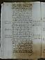 Visita Pastoral 1726, folio 31vto
